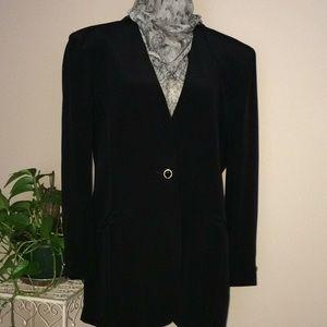 Nordstrom Silk Suit